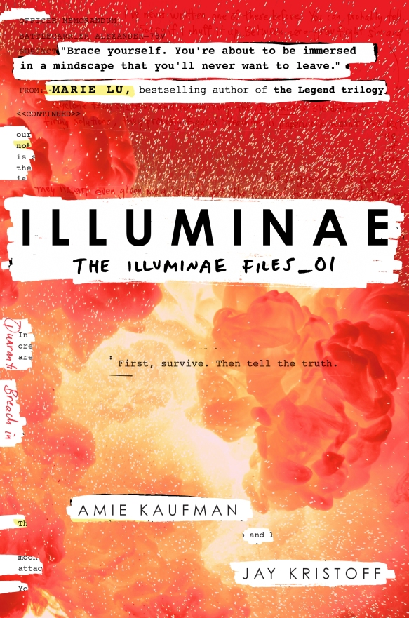 Image result for illuminae jay kristoff