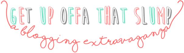 Blogging Extravaganza