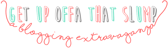 Blogging Extravaganza