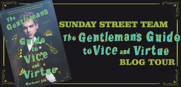 Gentleman's Guide Banner