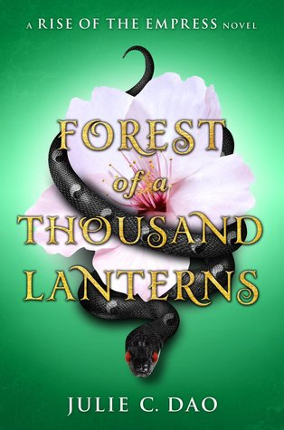 Forest of A Thousand Lanterns Cover