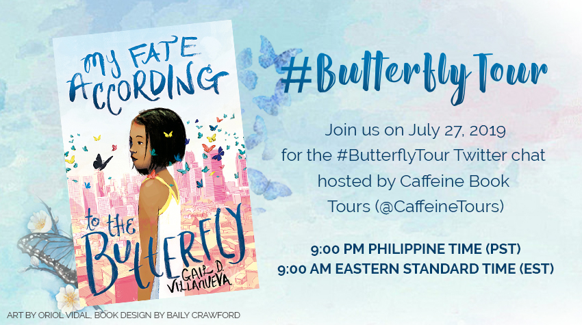 ButterflyTour Twitter Chat